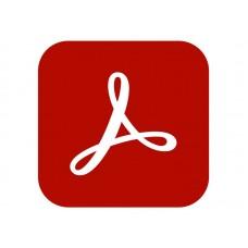 Adobe Acrobat Pro 2020 Student and Teacher Edition